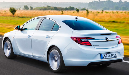 Opel Insignia New