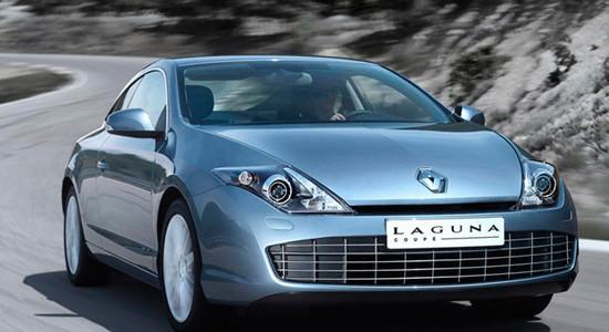 Renault Laguna Coupe на IronHorse.ru ©