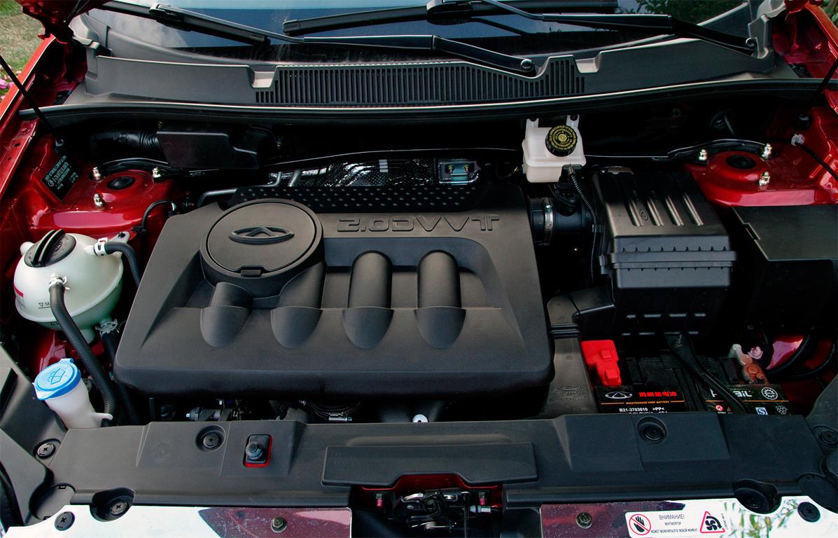 Фото двигателя чери тиго