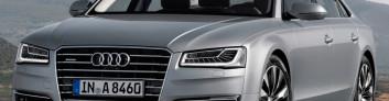 Audi A8 (2016-2017) на IronHorse.ru ©