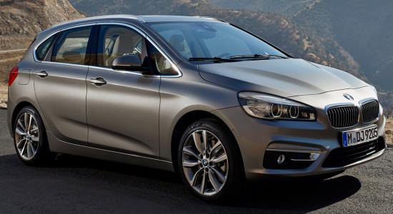 BMW 2 Active Tourer на IronHorse.ru ©