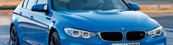 BMW M3 F80 на IronHorse.ru ©