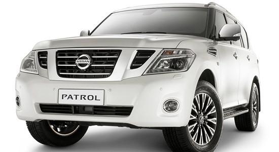 Nissan Patrol 6 (Y62, 2016-2017) на IronHorse.ru ©