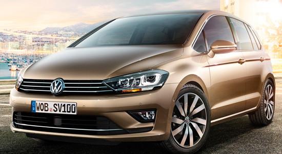 Volkswagen Golf Sportsvan на IronHorse.ru ©