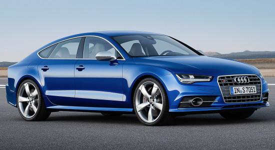 Audi S7 Sportback на IronHorse.ru ©