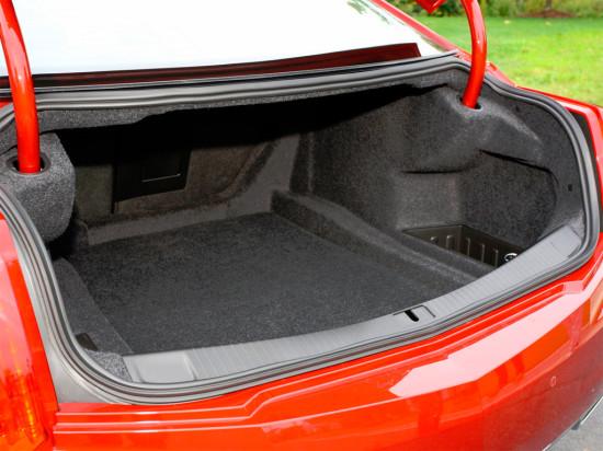 багажник Кадиллак CTS III
