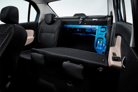 багажник Renault Logan 2-й генерации