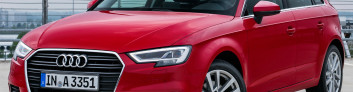 Audi A3 Sportback (2017-2018) на IronHorse.ru ©