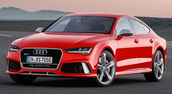 Audi RS7 Sportback на IronHorse.ru ©