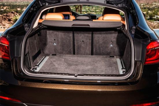 багажник БМВ Х6 2015