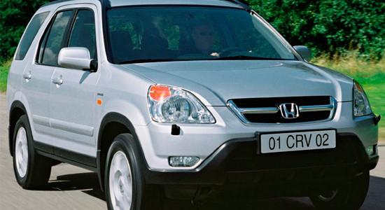 Honda CR-V 2 (2002-2006) на IronHorse.ru ©