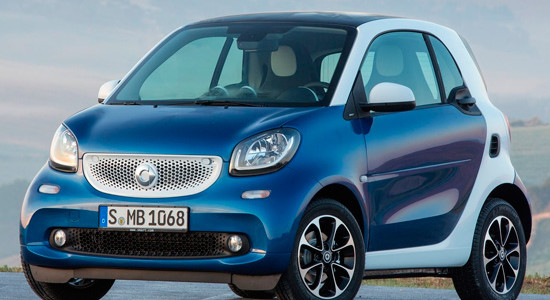 Smart ForTwo 3 (W453)
