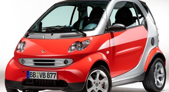 Smart City Coupe (ForTwo 1) на IronHorse.ru ©