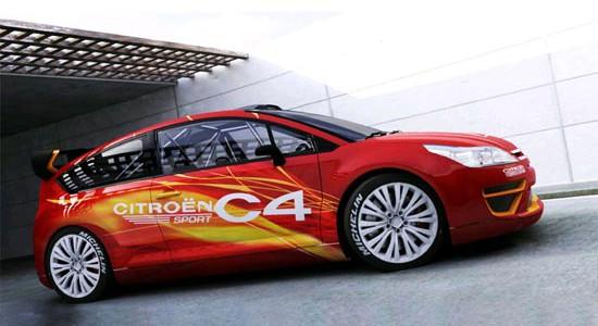 Citroen C4 VTS на IronHorse.ru ©