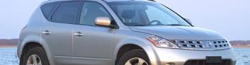 Nissan Murano 1 (2002-2007) на IronHorse.ru ©