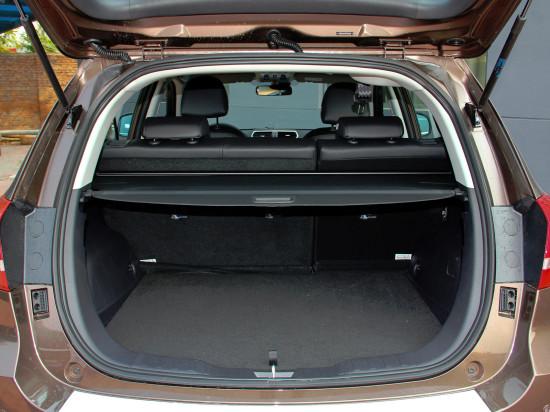 багажное отделение Н2