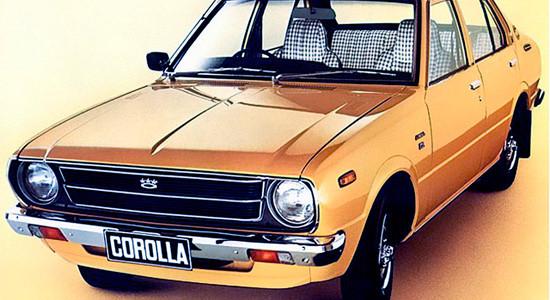 Toyota Corolla E30/E50 на IronHorse.ru ©