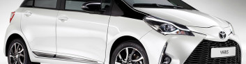 Toyota Yaris 3 (2016-2017) на IronHorse.ru ©