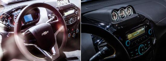 интерьер Chevrolet Niva 2-го поколения