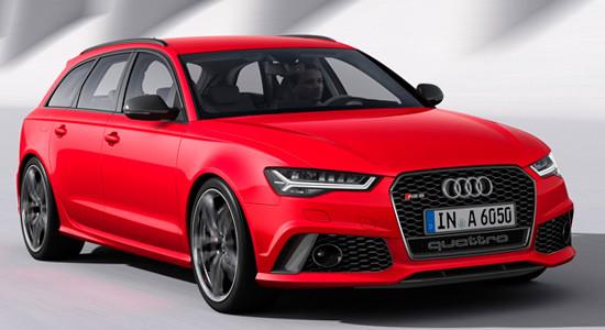 Audi RS6 Avant (C7)  на IronHorse.ru ©