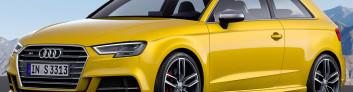 Audi S3 (2017-2018) на IronHorse.ru ©