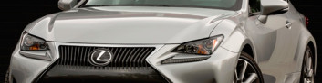 Lexus RC 350 на IronHorse.ru ©