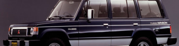 Mitsubishi Pajero 1 (1982-1991) на IronHorse.ru ©