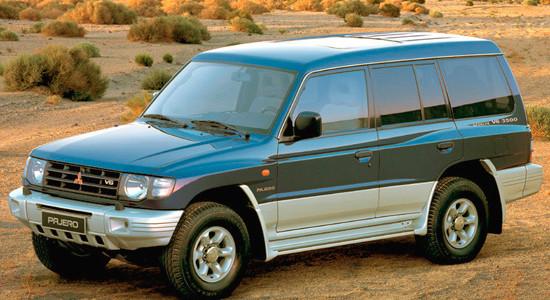 Mitsubishi Pajero 2 (1991-1999) на IronHorse.ru ©