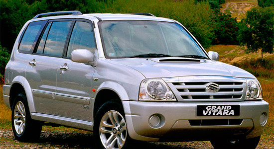 Suzuki Grand Vitara XL-7 на IronHorse.ru ©