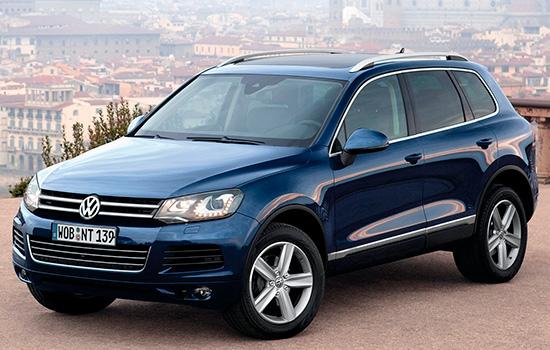 Volkswagen Touareg 2011-2014