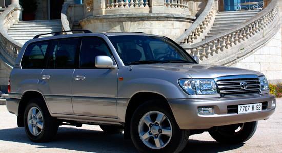 Toyota Land Cruiser 100 на IronHorse.ru ©