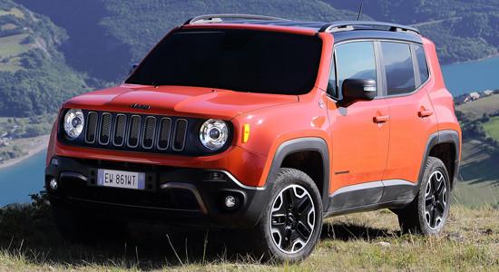 Jeep Renegade на IronHorse.ru ©