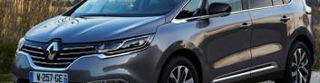 Renault Espace 5 (2017-2018) на IronHorse.ru ©