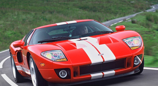 Ford GT (2003-2006) на IronHorse.ru ©