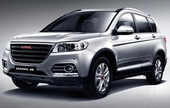 Автомобили марки Haval в России реализовывать пока