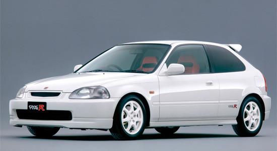 Honda Civic Type R (EK9) на IronHorse.ru ©