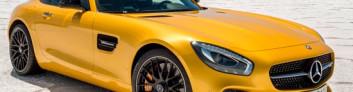 Mercedes-AMG GT на IronHorse.ru ©