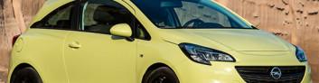 Opel Corsa E на IronHorse.ru ©