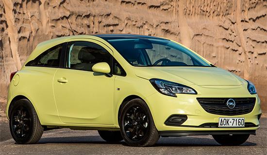 Opel Corsa E 3Dr