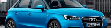 Audi A1 Sportback на IronHorse.ru ©