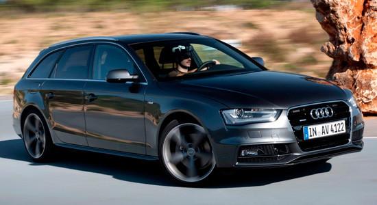 Audi A4 Avant (B8) на IronHorse.ru ©