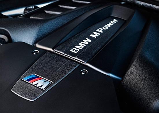под капотом BMW X5 M 2015-2016