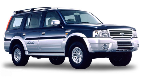 Ford Everest 1 (2003-2006) на IronHorse.ru ©