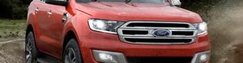 Ford Everest 3 (2017-2018) на IronHorse.ru ©
