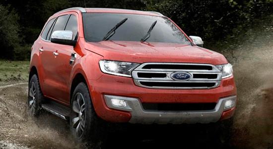 Ford Everest 3