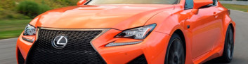 Lexus RC F на IronHorse.ru ©