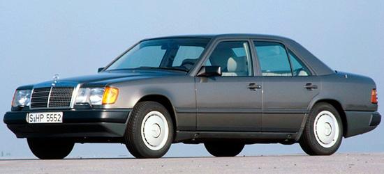 Технические характеристики Mercedes-Benz E-Class...