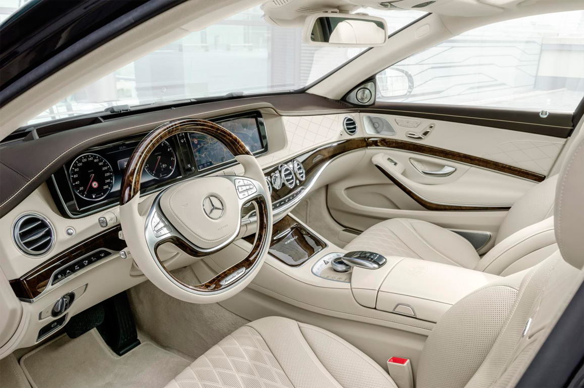 maybach mercedes benz s class. Black Bedroom Furniture Sets. Home Design Ideas