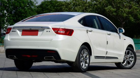 Geely Emgrand GT (GC9)
