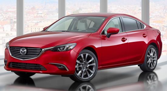 Mazda 6 (2016-2017) на IronHorse.ru ©